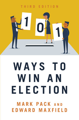 Cover 101 ways to win an election pb