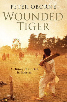Cover wounded tiger cover image