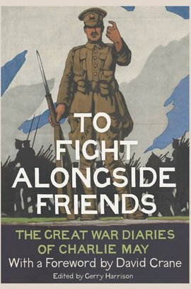 Cover to fight alongside friends