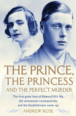 Cover the prince  the princess and the perfect murder