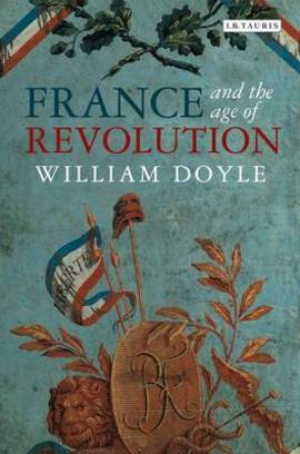 Cover france and age of revolution