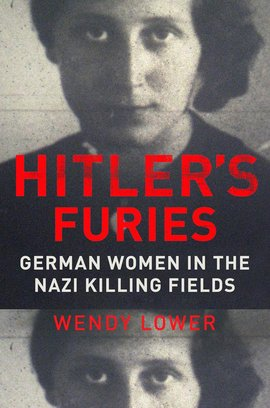Cover hitler s furies