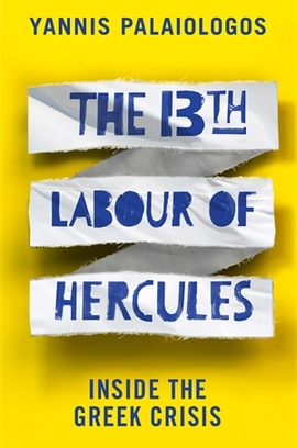Cover the 13th labour of hercules  cover image