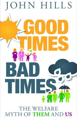 Cover good times  bad times cover image