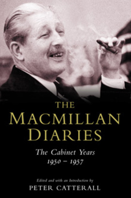 Cover the macmillan diaries 978023076843701