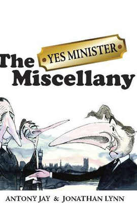 Cover yes minister miscellany