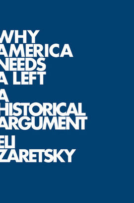 Cover why america needs a left