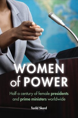 Cover women of power