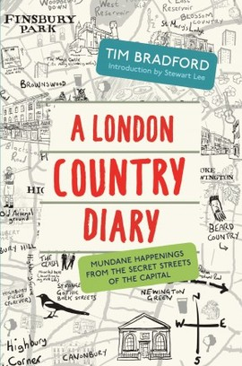 Cover a london country diary