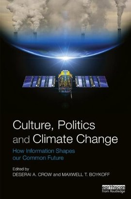Cover culture polictics and climate change
