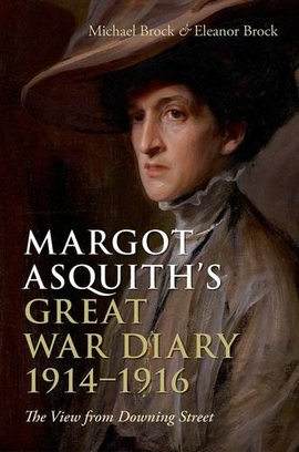 Cover margot asquith great war diary