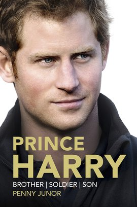 Cover prince harry