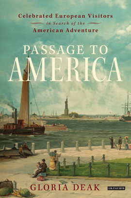 Cover passage to america