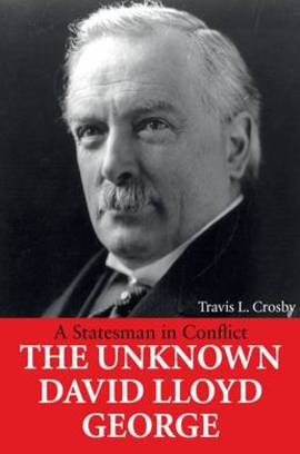 Cover the unknown david lloyd george