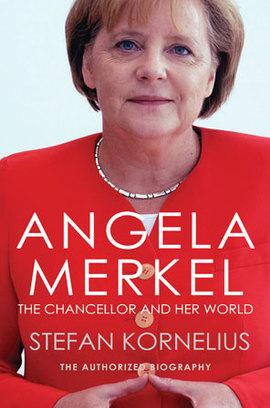Cover angela merkel biog