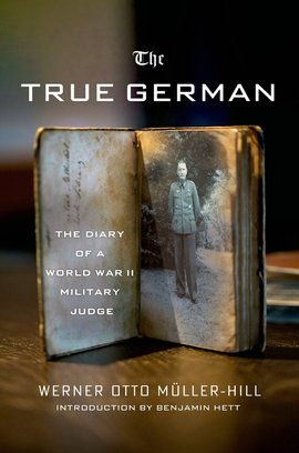 Cover the true german