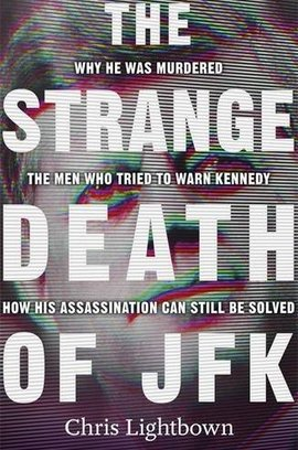 Cover the strange death of jfk