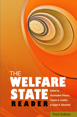 Cover welfare state reader