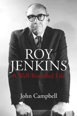 Cover roy jenkins life