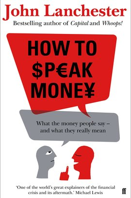 Cover how to speak money