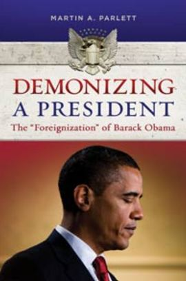 Cover demonizing a president