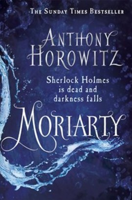Cover moriarty