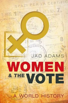 Cover women and the vote
