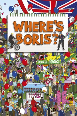 Cover boris