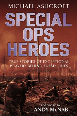 Cover special ops heroes