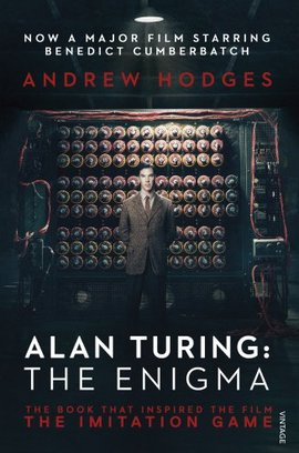 Cover alan turing