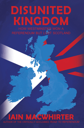 Cover disunited kingdom