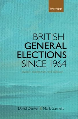 Cover british general elections since 1949