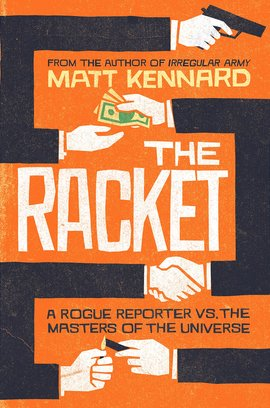 Cover the racket
