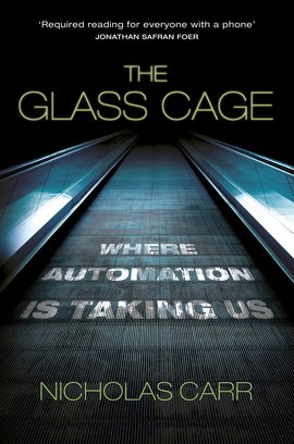 Cover glass cage