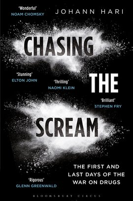 Cover chasing the scream