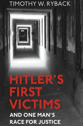 Cover hitler s first victims