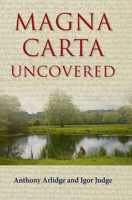 Cover magna carter uncovered