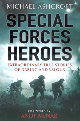 Cover special forces heroes cover