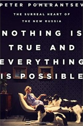 Cover nothing is true and everything is possible