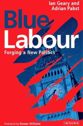 Cover blue labour