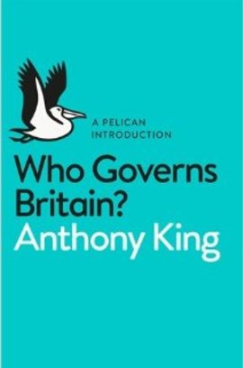 Cover who governs britain