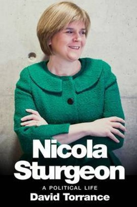 Cover nicola sturgeon a political life