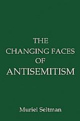 Cover changing faces of antisemitism