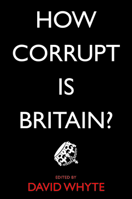 Cover how corrupt is britain
