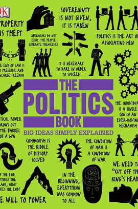 Cover the politics book