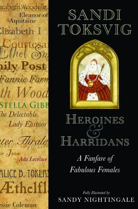 Cover heroines and harridans