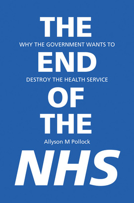 Cover end of the nhs
