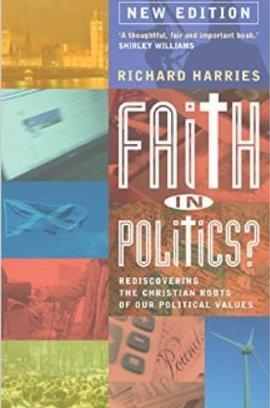 Cover faith in politics