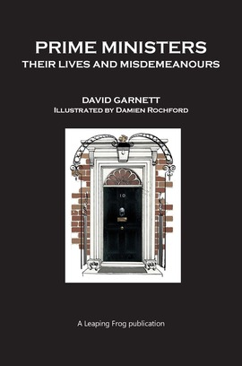 Cover 1 prime ministers   their lives and misdemeanours  front cover