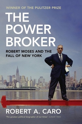 Cover the power broker